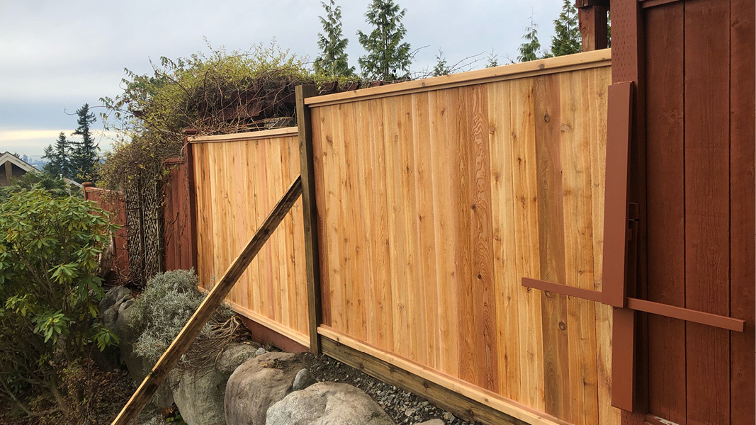 Fencing Project Example